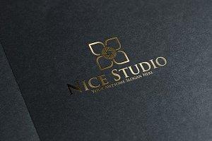 Nice Studio Logo Template