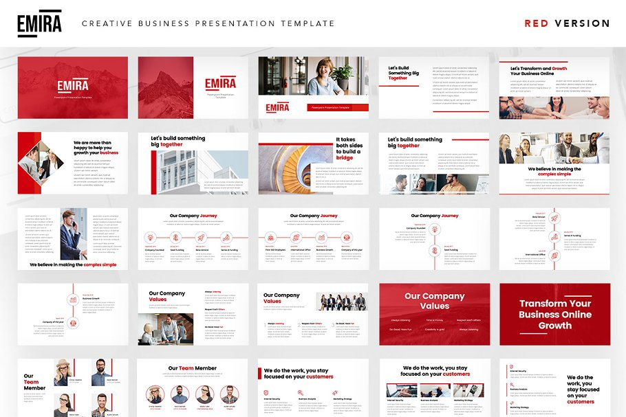 Emira - Creative Business Company Po