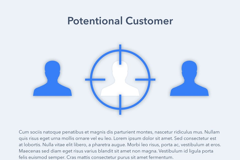 Business Model Keynote Template in Presentation Templates - product preview 3