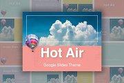 Hot Air Google Slides