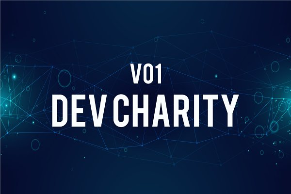 Dev Charity Template Bundle