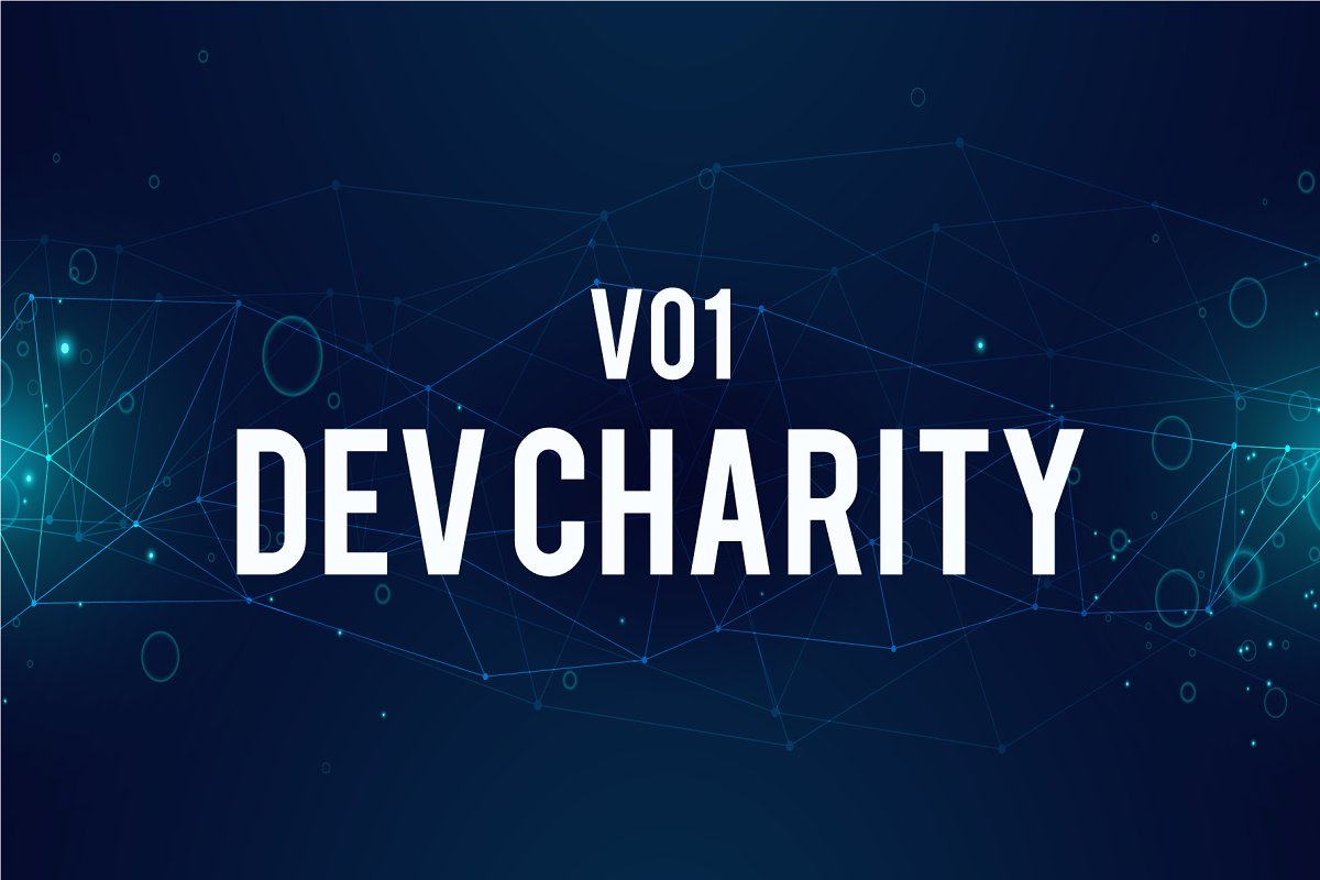Dev Charity Presentation Template