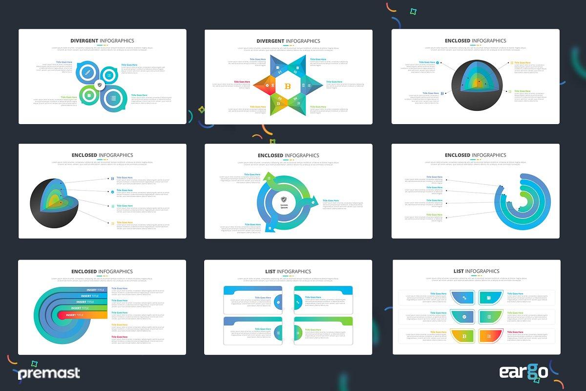 eargo - Infographics Template