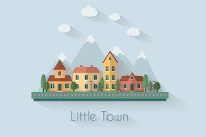 Little town