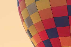Part of Hot Air Balloon