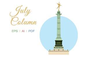 July Column