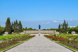 Piskaryovskoye memorial cemetary