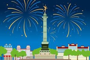 Happy Bastille Day! Part 3