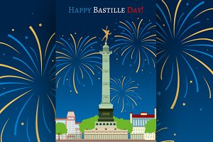 Happy Bastille Day! Part 4