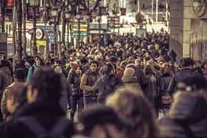 People, Madrid