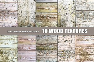 White Painted Wood Photo Backgrounds