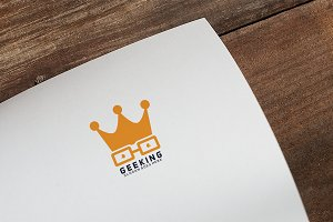 Geek King Logo