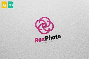 Rox Photo Logo