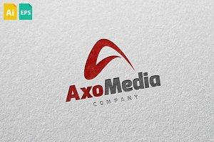 AxoMedia Logo