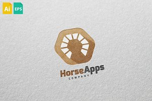 Horse Apps Logo