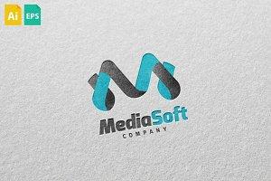 Media Soft Logo