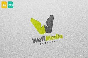 WellMedia Logo