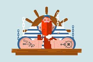 Sailor character