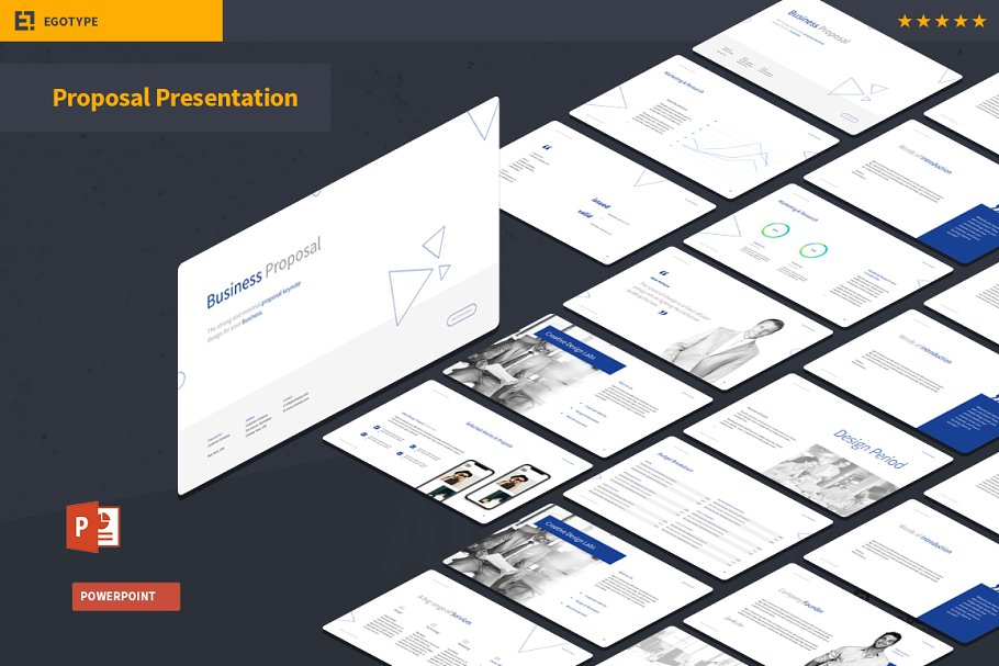 Project Proposal for Powerpoint