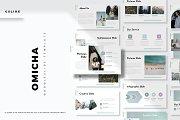 Omicha - Google Slide Template