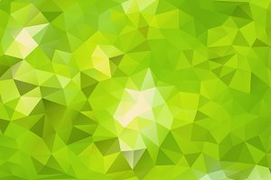 Emerald Forest Abstract Background