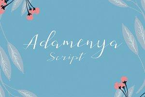Adamenya Script