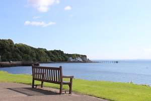 Sea Front Bench