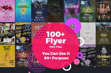 Multipurpose Business Flyers Bundle by  in Flyers