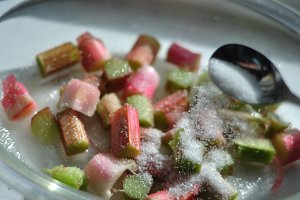 Sugar and Rhubarb