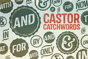 Castor Catchwords