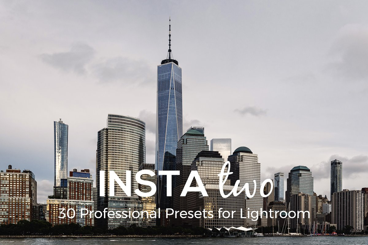 INSTA two 30 Presets for Lightroom