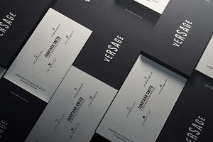 Simple Elegant Business Card