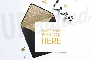 A146 Styled Stationery Photo Mock Up