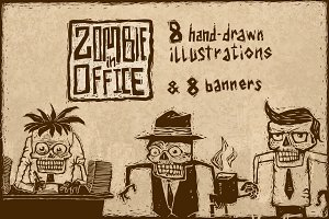 Zombie in Office