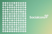 by  in Vector Social Icons