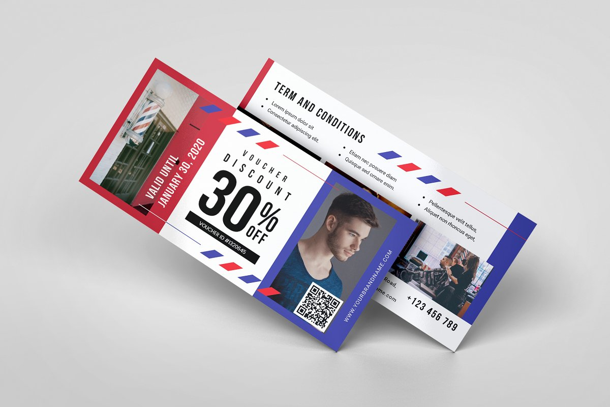 Barbershop AI and PSD Voucher