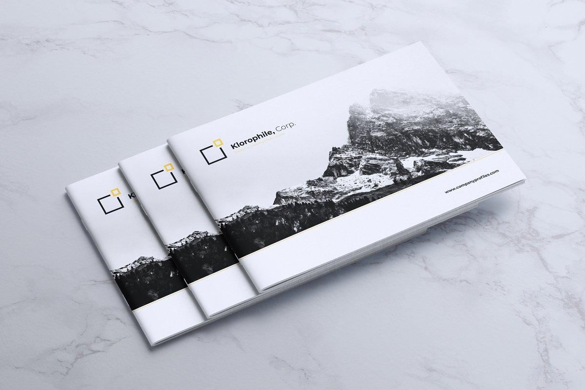 KLOROPHILE Multipurpose Brochures