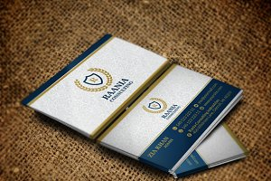 Raania Consulting Business Card