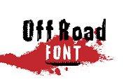 Off Road Font