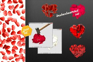 Brokenhearted collection