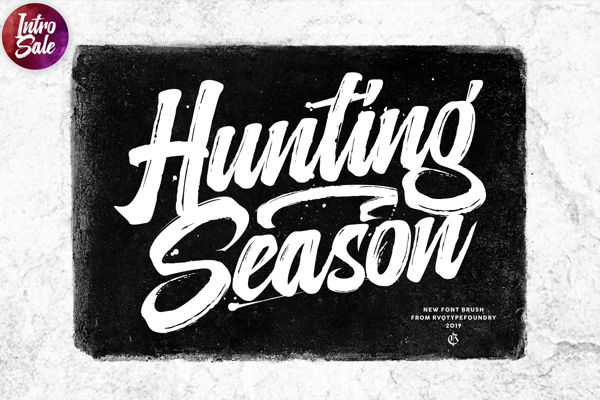 Hunting season (Introsale)