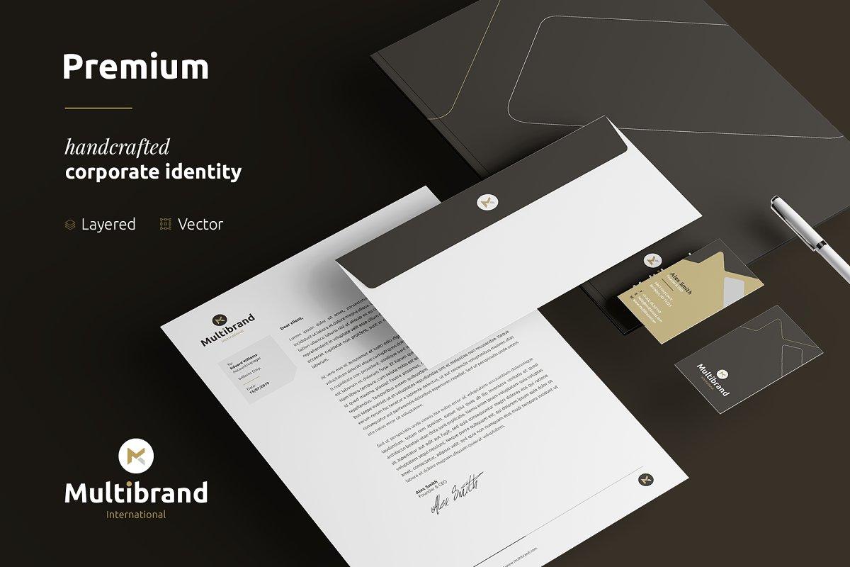 RW Multibrand Identity & Stationery