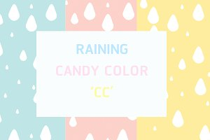 RAIN CANDY COLOR PACK