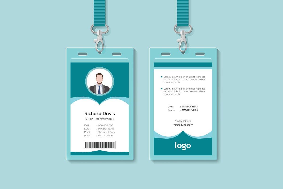 Multipurpose Identity Card Template