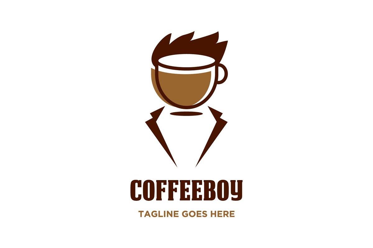 coffee boy logo
