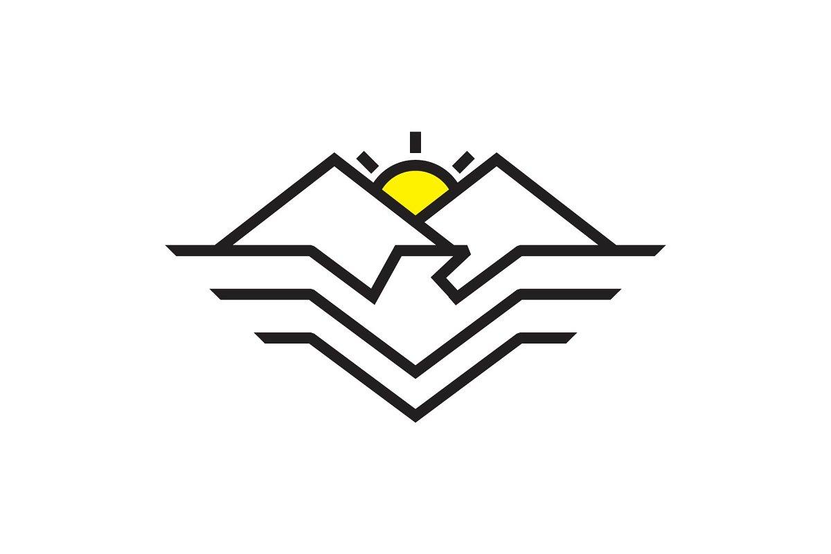 mountain eagle logo