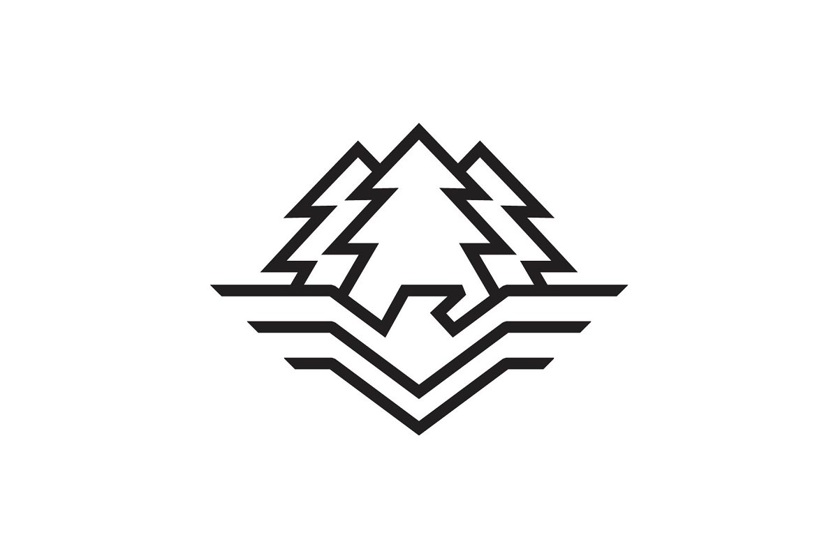 forest eagle logo