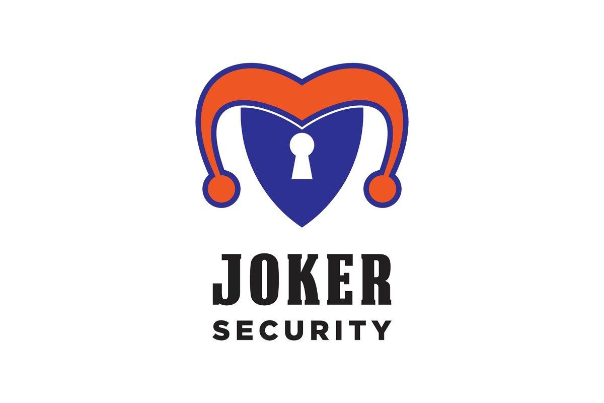 joker security logo