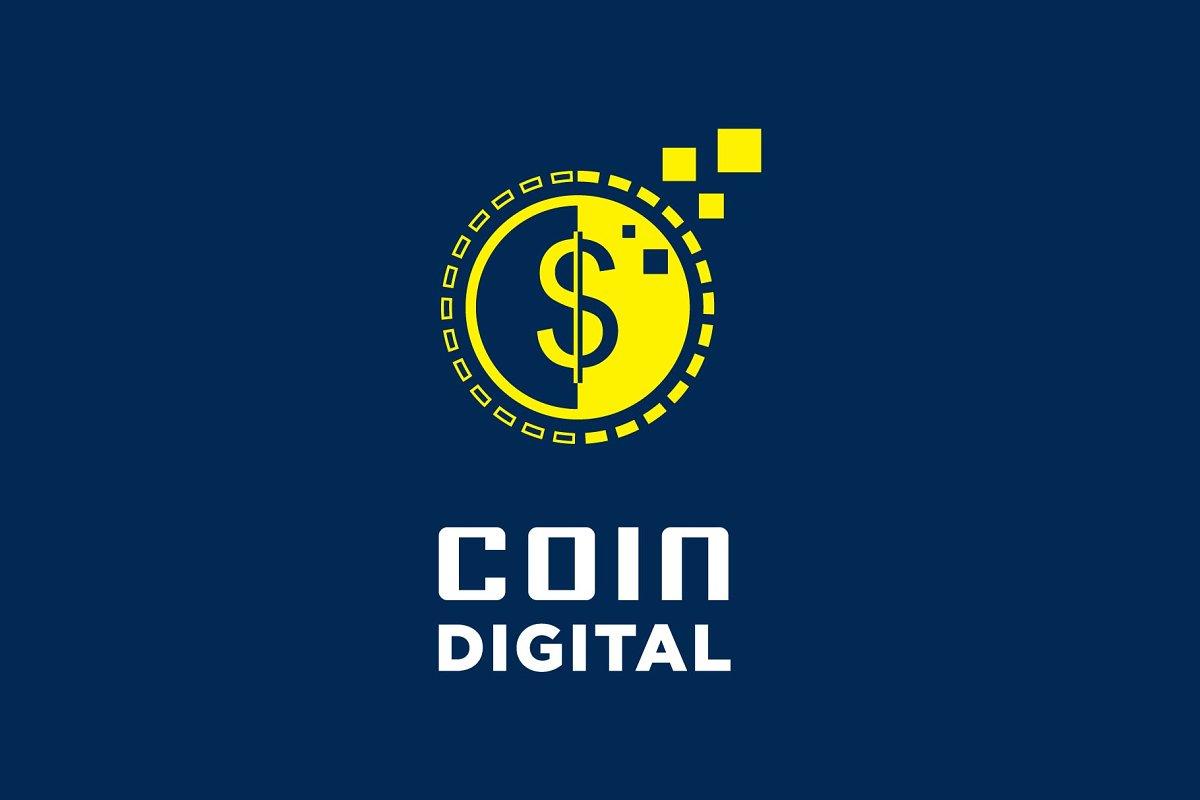 coin digital logo