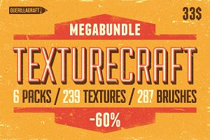 TEXTURECRAFT  Megabundle -60% SALE